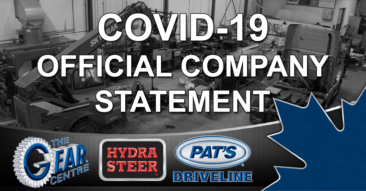 Covid Statement Image